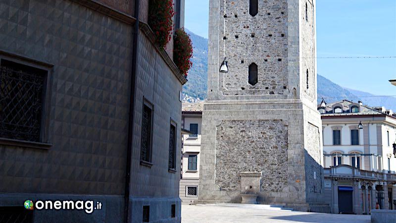 Sondrio, Piazza Campiello