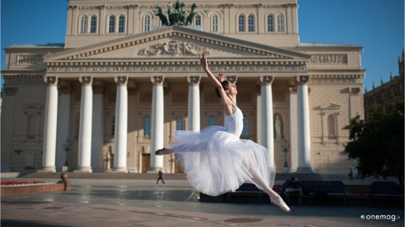 Visitare il Teatro Bolshoi a Mosca