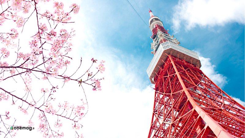 Roppongi Tokyo, la Tokyo Tower