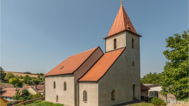 Cosa vedere a Tulln, Chiesa di Pfarrkirche Sankt Stephan