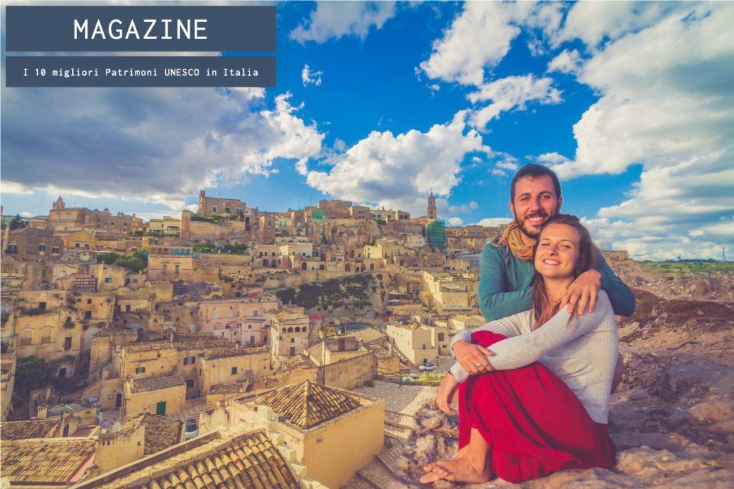 I 10 migliori patrimoni UNESCO d'Italia