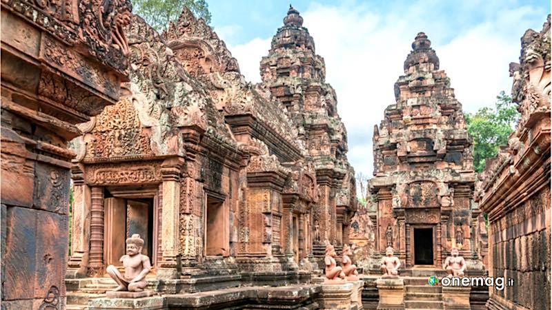 Angkor Wat, struttura del tempio