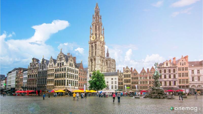 Le attrazioni del Belgio, Anversa