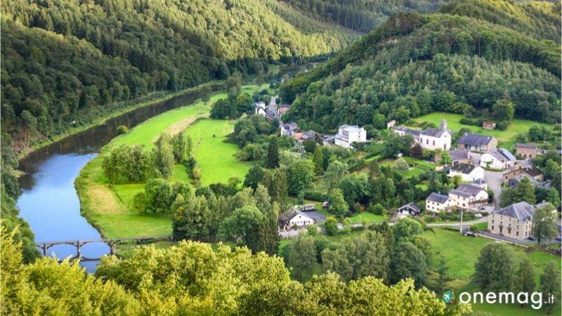 Le attrazioni del Belgio, Ardenne