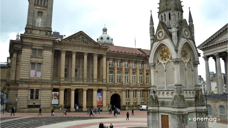 Cosa vedere a Birmingham, veduta centro storico