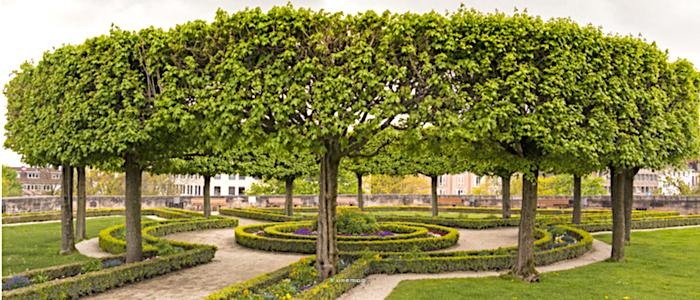 I luoghi segreti di Norimberga, Bürgermeistergarten