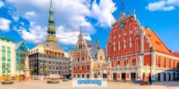 Casa delle Teste Nere, il medioevo di Riga