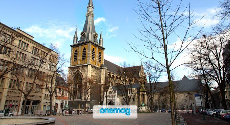 Liegi, la Cattedrale del Sacro Romano Impero