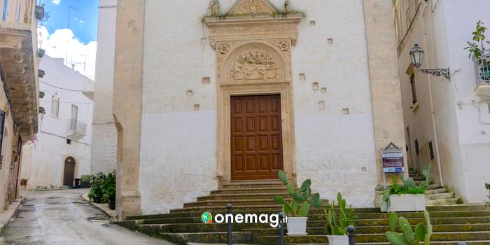 Cosa vedere a Ostuni: Chiesa Rettoria Santo Spirito di Ostuni