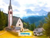 La Chiesa di San Giacomo a Ortisei