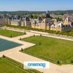 Fontainebleau, la città del Castello Reale francese