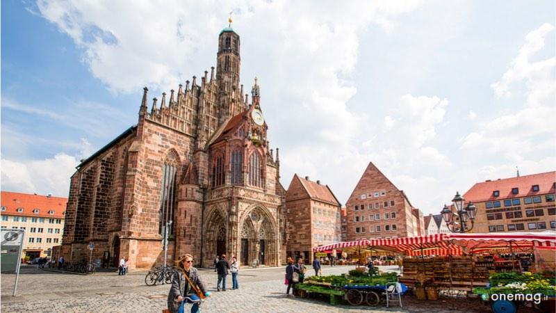 Gli edifici religiosi di Norimberga, la Cattedrale