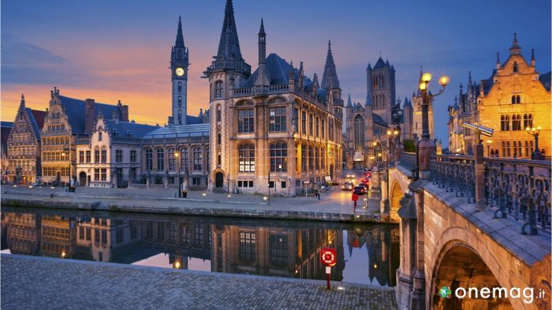 Le attrazioni del Belgio, Gand