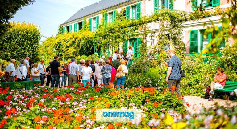 Giverny, la città del grande Claude Monet