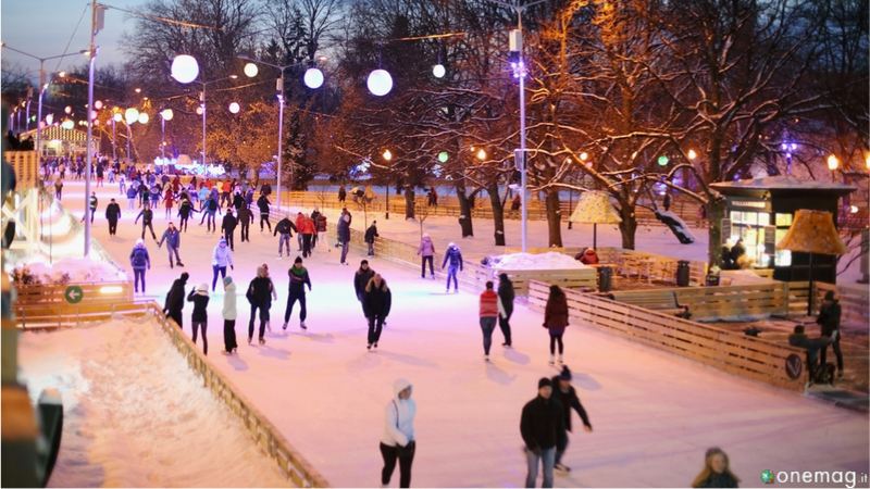 Gorkij Park, Mosca