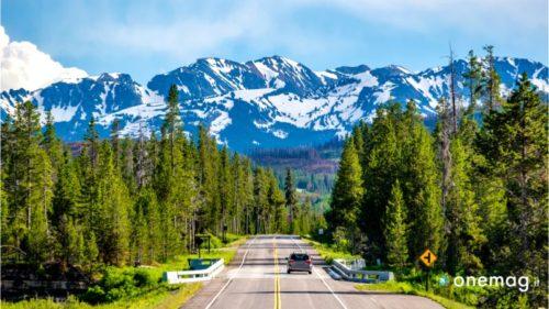 10 cose da vedere nello Wyoming, Grand Teton National Park