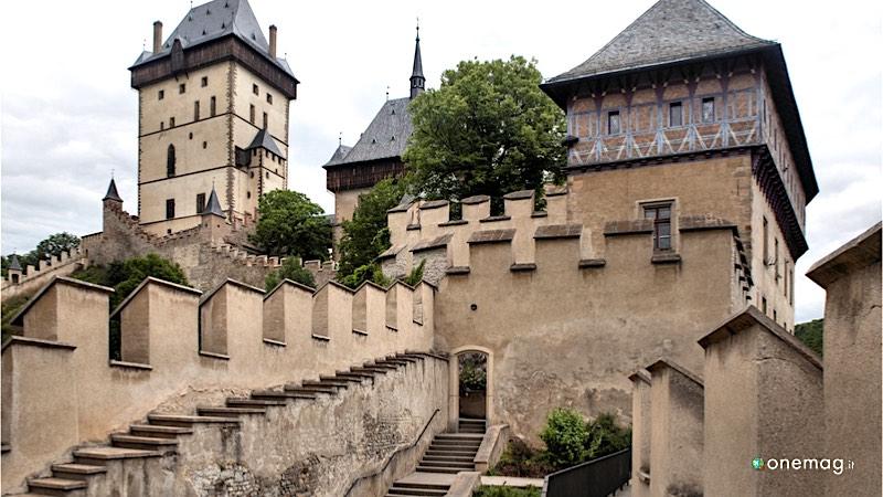 Il Castello di Karlštejn, Repubblica Ceca
