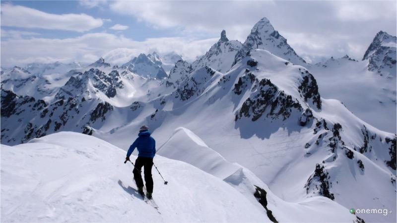 Dove sciare in Svizzera