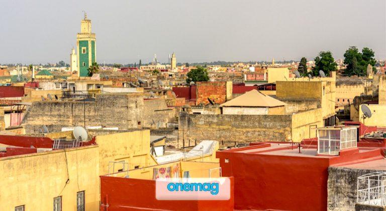 Meknes, l'antica capitale del Marocco