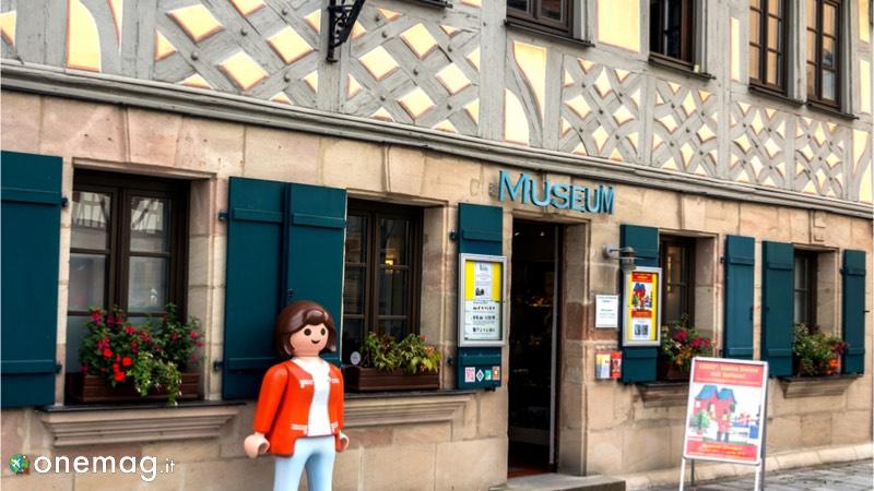 I musei di Norimberga, il Museo del giocattolo