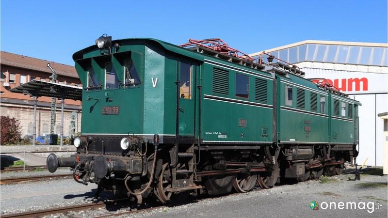 I musei di Norimberga, il Museo delle Ferrovie