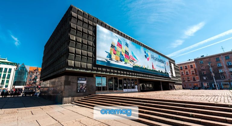 Museo dell'occupazione della Lettonia a Riga