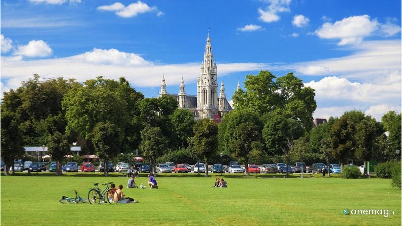 Vienna, parchi della capitale verde