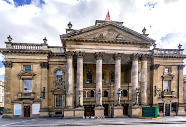 Cosa vedere a Edimburgo, il Royal Theatre