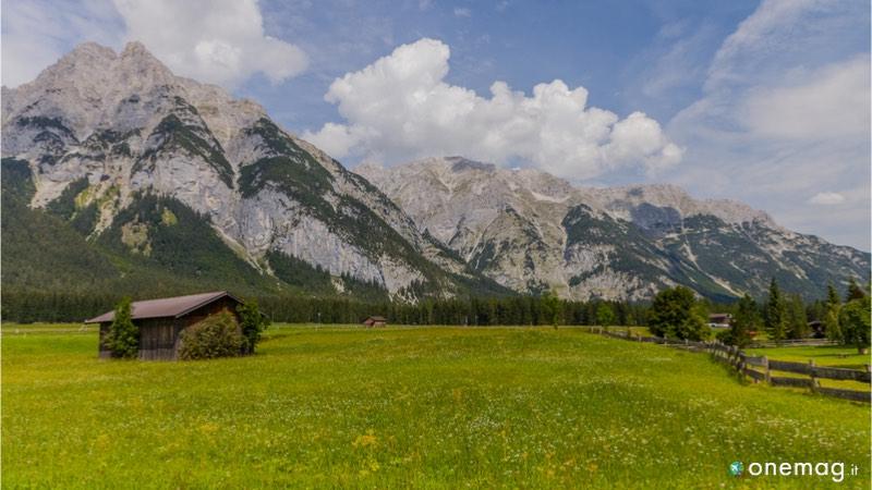 Esplorare l'Austria a piedi