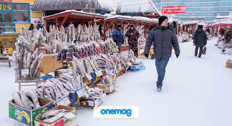 Yakutsk, viaggio nella città più fredda del mondo