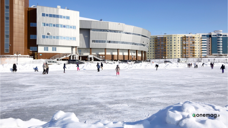 Yakutsk, la città più fredda al mondo