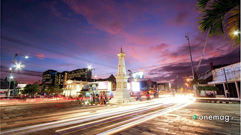 Yogyakarta, panorama