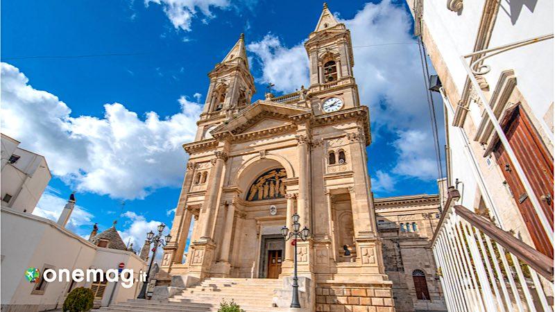 Basilica santi Cosma e Damiano, Alberobello