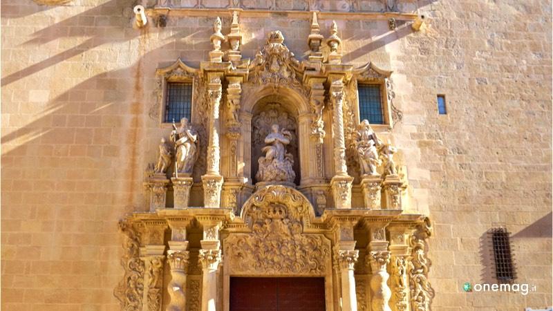 Cosa vedere ad Alicante, gli edifici religiosi