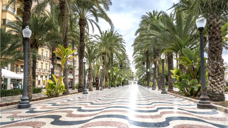 Cosa vedere ad Alicante, il Barrio de Santa Cruz