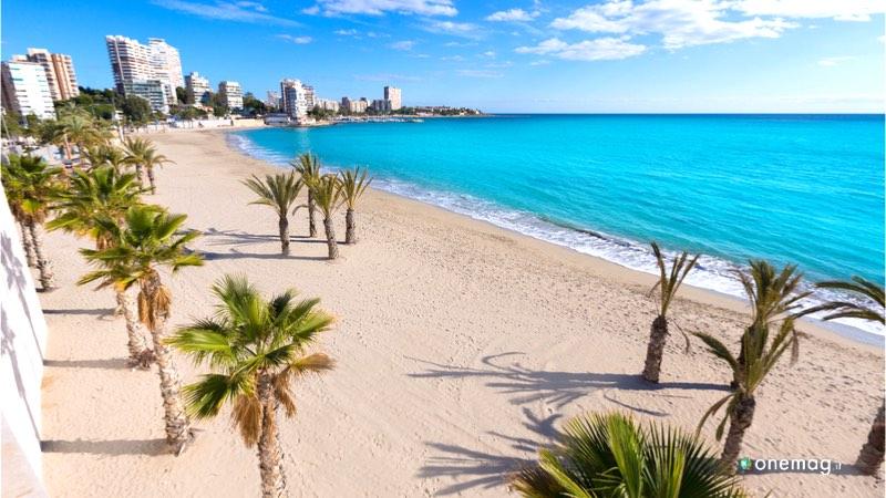 Cosa vedere ad Alicante, le spiagge