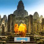 Angkor Wat, il tempio khmer più famoso raccontato in breve