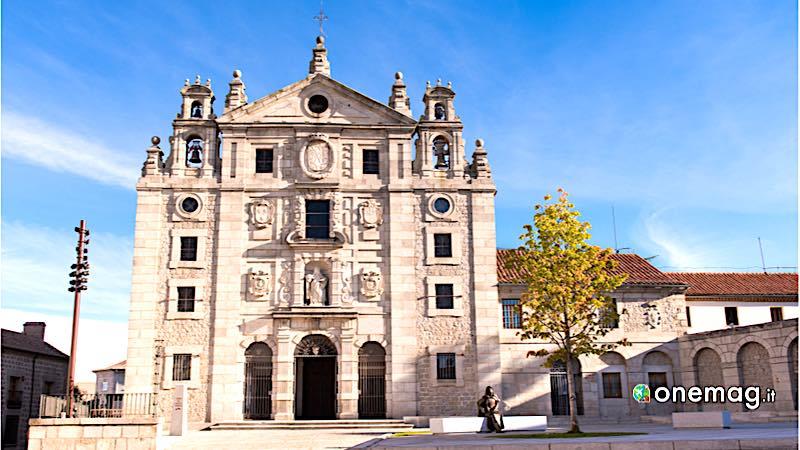 Avila, Chiesa