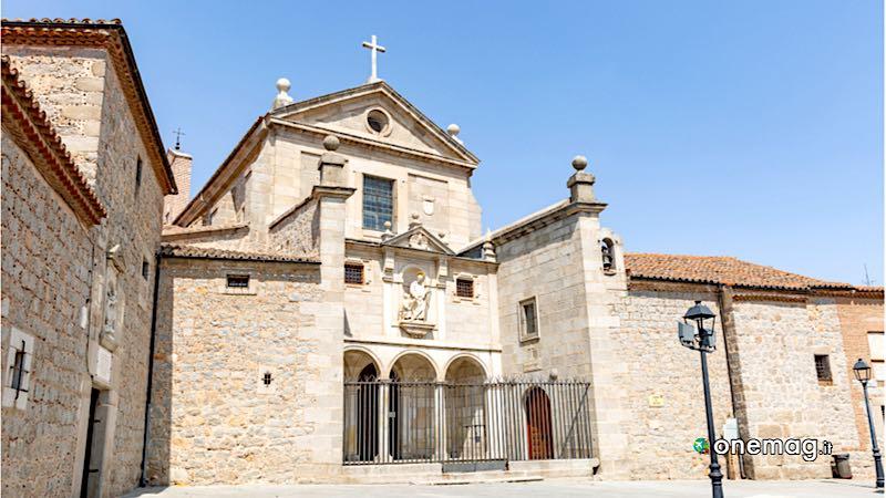 Avila, convento