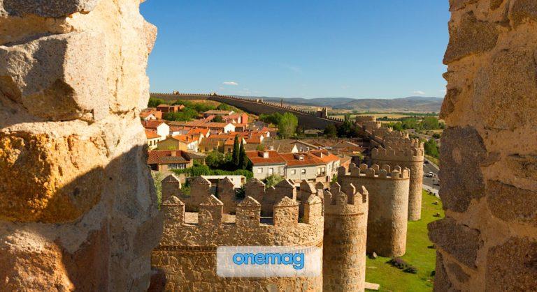 Avila, la cittadina medievale dalla grande cinta muraria