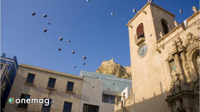 Cosa vedere ad Alicante, la Basilica di Santa Maria