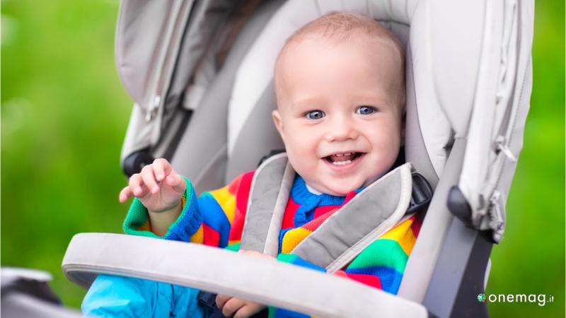 In viaggio con il bebè
