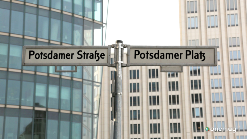 PotsDamer Platz di Berlino