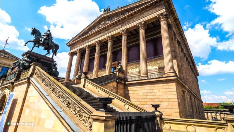 L'isola dei musei di Berlino, Alte Nationalgalerie
