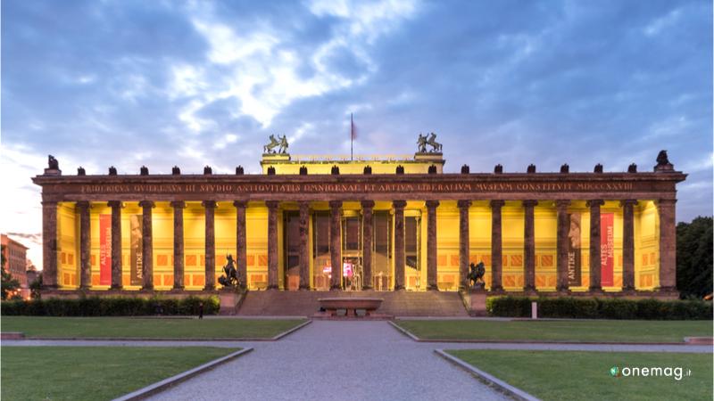L'isola dei musei di Berlino, Altes Museum