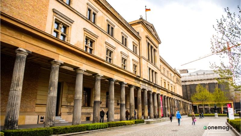 L'isola dei Musei di Berlino, Neues Museum