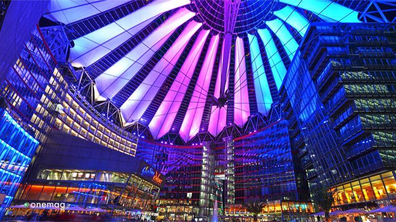 Cosa vedere a Potsdamer Platz