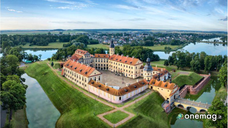 Castello Nesvizh, Bielorussia