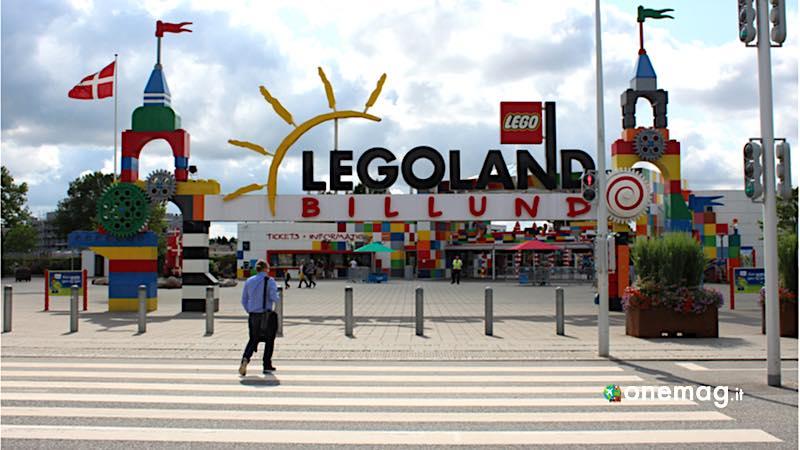 Billund, Legoland ingresso