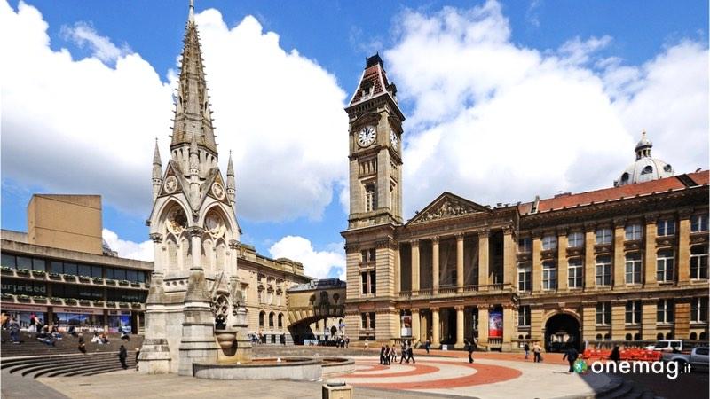 Cosa vedere a Birmingham, Chamberlain Square